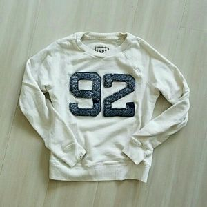 Abercrombie 92 Sweater XS
